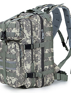 Backpack Hiking Tactical Outdoor  Double Shoulder (30L) Outdoor Camo Backpack Rucksack Camping Hiking Trekking Shoulder Bag Pack