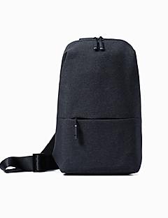 4 L Taška přes rameno Outdoor a turistika Multifunkční Šedá Černá Polyester XiaoMi®