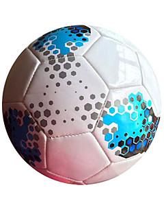 Høy Elastisitet Holdbar-Fotball(Hvit,PVC)