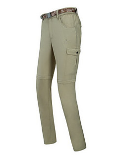 Men's Bottoms Leisure Sports Quick Dry Spring Summer Fall/Autumn Gray Light Beige Army GreenM L XL