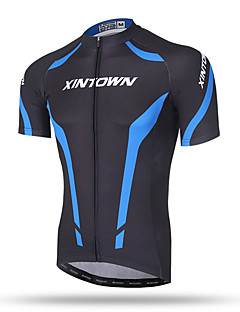 XINTOWN® Short Sleeve Bicycle Cycling Clothing Bike Men Jersey Shorts WTB Sleeve Breathable Quick Drying