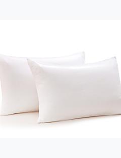 Einfarbig Polyester / Baumwolle Kissenbezug