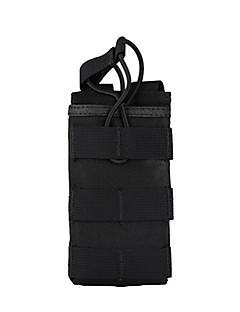 2 L Handbag Camping & Hiking Hunting Outdoor Dust Proof Wearable Black Brown Nylon canislatrans