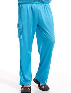 Unisex Spodní část oděvu Volnočasové sporty Rychleschnoucí Jaro Léto Podzim Šedá ModráM L XL