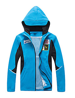 Inspired by YURI!!! on ICE Long Sleeve Sports Hoodie Cosplay Costumes Print Blue Coat Jacket For Male