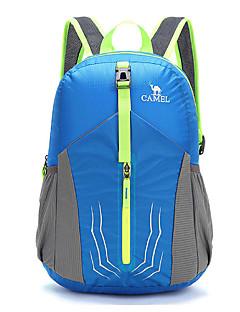 20 L Batohy batoh Outdoor a turistika cestování Outdoor Cvičení Všitá taška na konvici / lahev Nositelný Kompaktní Prodyšné Modrá Kamufláž