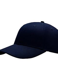 Men and women lovers spring summer pure color baseball caps Sunshade cap Breathable / Comfortable  BaseballSports