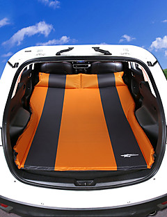 Carro cama colchão de ar duplo (190 * 130 * 5cm) pvc inflável portátil ajustável