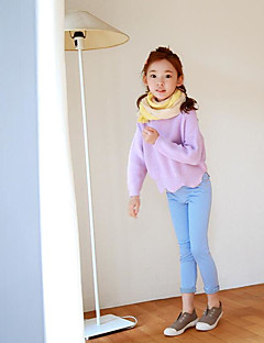 Girls' Going out Casual/Daily Solid Pants-Cotton Fall