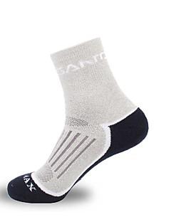 לגברים גרביים מחנאות וטיולים כושר גופני מירוץ ריצה נושם שמור על חום הגוףL