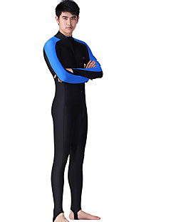 Muškarci 3mm Mokra odijela Prozračnost Quick dry Anatomski dizajn Neopren Ronilačko odijelo Dugi rukav Ronilačka odijela-Plivanje Ronjenje
