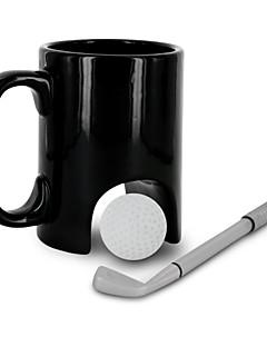 Enkle jernkøller Til Golf Keramikk