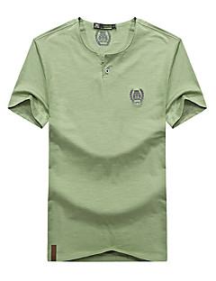 Miesten T-paita Hengittävä Kesä