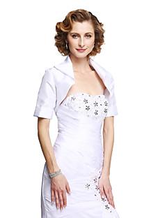 Wraps til damer Boleroer Taft Bryllup Fest & Aften