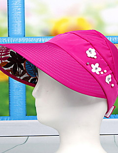 Beach Sun Hat Tourism Uv Lady Wide Large Brim Floppy Sunscreen Foldable Baseball Cap