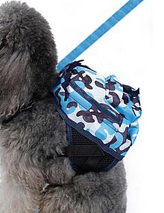 כלבים תיק גב בגדים לכלבים חורף קיץ קיץ/אביב להסוותחמוד יום הולדת חג אופנתי יום יומי\קז'ואל ספורטיבי קלאסי חתונה הפיך חג ליל כל הקדושים