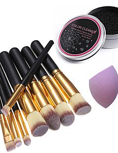 1 Houppette/Eponge Pinceaux de Maquillage brosse oeuf et nettoyants Sec Visage Couverture Correcteur Autre Chine