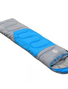 Спальный мешок Прямоугольный Односпальный комплект (Ш 150 x Д 200 см) -3-8 Пористый хлопок75 Пешеходный туризм Походы Путешествия