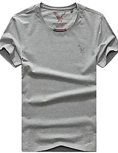 Miesten T-paita Kalastus Nopea kuivuminen Hengittävä Kesä