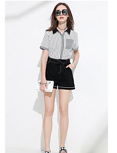 Femme simple Taille Basse Haute élasticité Ample Pantalon,Large
