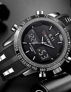 HomensRelógio Esportivo Relógio Militar Relógio Elegante Relógio de Moda Relógio de Pulso Bracele Relógio Único Criativo relógio Relógio