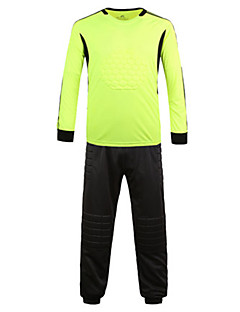 Homme Football Shirt Confortable Hiver Automne simple Polyester Tactel Football