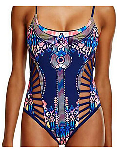 女性用 滑らか 快適 保護 軽量素材 低摩擦 高伸縮性 ナイロン 潜水服 スイムウェア-水泳 潜水 ビーチ サーフィン 夏