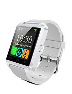 u8 smartwatch bluetooth odpověď a vytáčení telefonu passometer alarmu poplašné funkce
