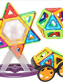 Bouwblokken Voor cadeau Bouwblokken Rond Kunststoffen 6 jaar en ouder Speeltjes