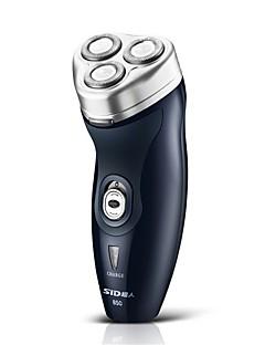 Máquinas de barbear eléctricas Homens 220V Design Portátil Indicador de carga