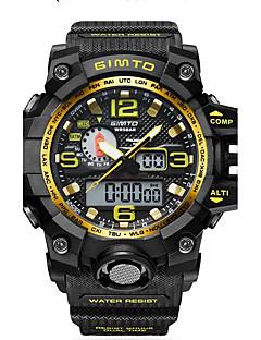 Homens CriançasRelógio Esportivo Relógio Militar Relógio Elegante Relógio de Moda Único Criativo relógio Relógio Casual Relogio digital