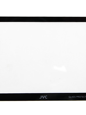 JYC Pro Optical Glass LCD Screen Protector for Canon 5D Mark II, 50D, 40D