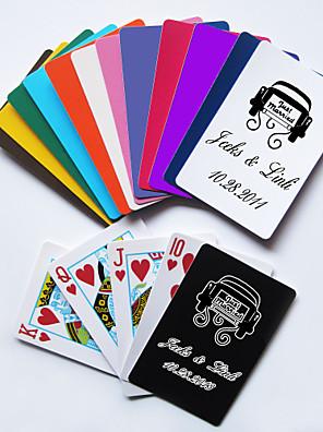 Gepersonaliseerde speelkaarten - Babby Vervoer (meer kleuren)