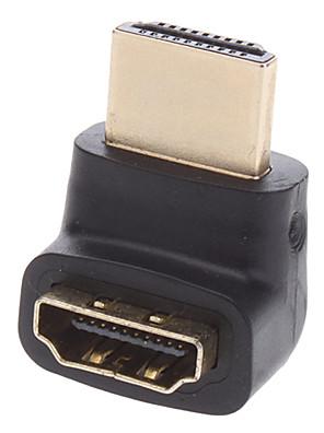 HDMI v1.4 ז / נ 90 תואר מחבר / הרחבה משותפת