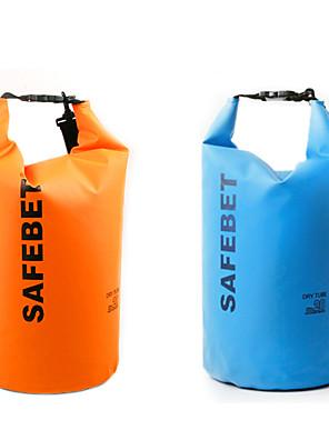 5 L Vandtæt Dry Bag Gul / Grøn / Sort / Orange / Rosa