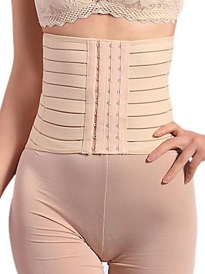 pamut elöl Busk bezárása fűző mindennapi viselet shapewear szexi fehérnemű formálója