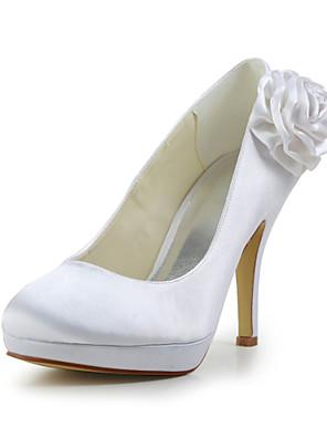 Bruiloft Schoenen - Zwart / Blauw / Roze / Paars / Rood / Ivoor / Wit / Zilver / Goud / Champagne - Huwelijk - Hoge hakken - hoge hakken -