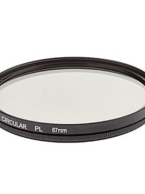 קיטוב מעגלי CPL 67mm מסנן