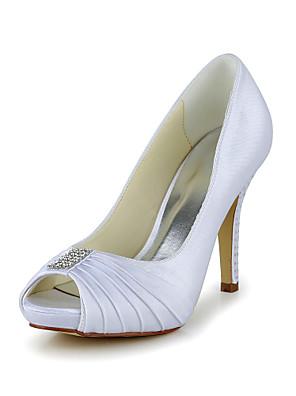 Scarpe da sposa - Scarpe col tacco - Tacchi / Spuntate - Matrimonio -Nero / Blu / Rosa / Viola / Rosso / Avorio / Bianco / Argento /