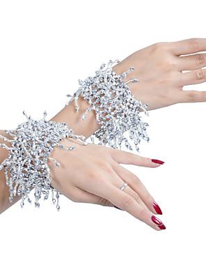 Taneční příslušenství Šperky / Jevištní doplňky Dámské Trénink Polyester Lemování