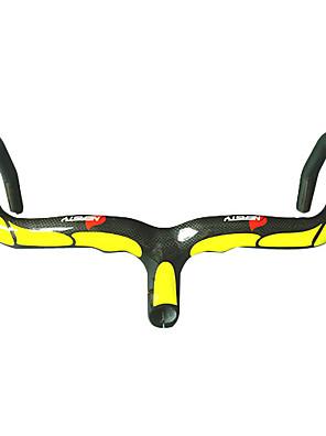 NEASTY - Fuld Carbon Yellow Road Bike / cykelstyr med integreret Stem