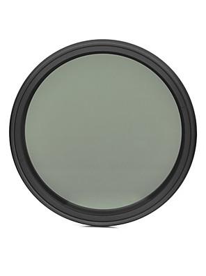 fotga® 67 mm tenký fader nd filtr nastavitelný variabilní ND2 neutrální hustota nd400