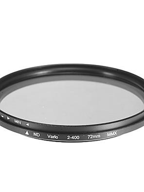 מסנן ND rotatable למצלמה (72mm)