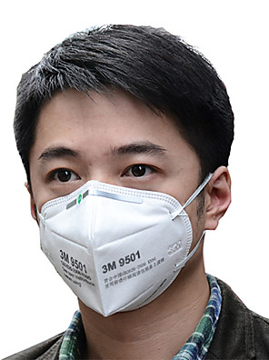 9501 N95 PM2.5 Åndbar Støvtæt Industrial-støvtæt Respirator