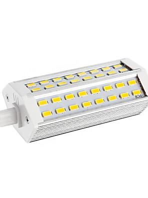 12W R7S LED-maissilamput T 48 SMD 5730 2400 lm Lämmin valkoinen AC 220-240 V