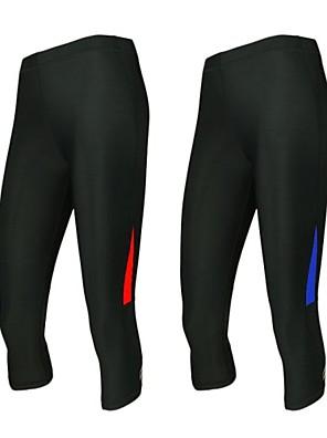 Corrida 3/4 calças justas / Suit Compression / Fundos MulheresRespirável / Secagem Rápida / Design Anatômico / Vestível / Anti-Estático /