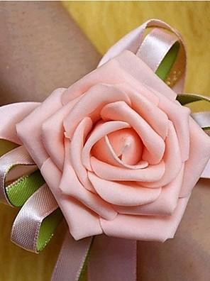 Elegant Children's Girls 'Pols bloemen