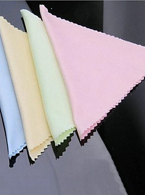 legfinomabb rost mobiltelefon vagy a számítógép vagy szemüveg törlőkendő véletlenszerű színeket szett (10db)