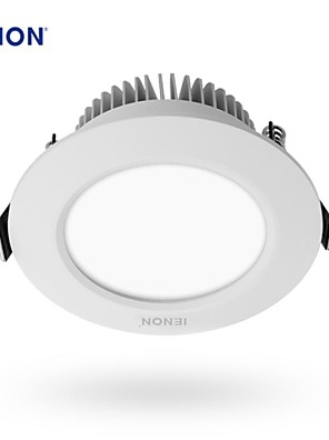 IENON® 6 W SMD 400-420 LM 3000 K Warm wit Verzonken ombouw Plafondlampen AC 100-240 V