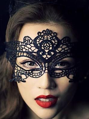 Ženy Noční prádlo Jednobarevné-Krajka Černá Dámské